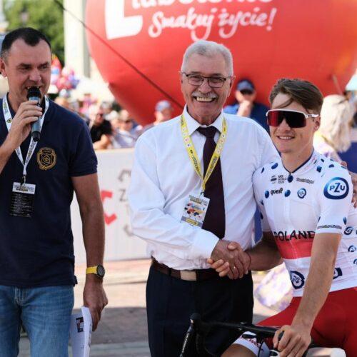 Etap II Tour de Pologne w Powiecie Zamojskim
