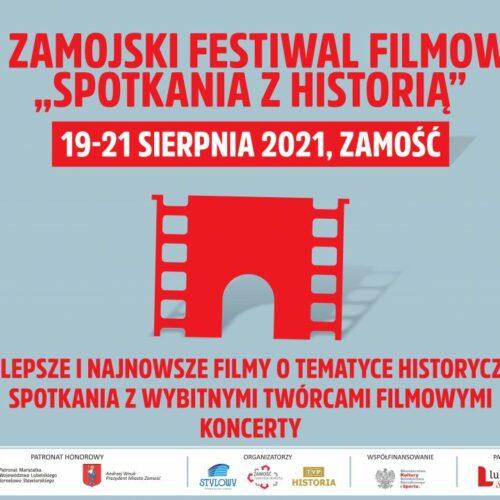 """9. ZFF """"Spotkania z historią"""" – pozakonkursowe pokazy filmowe"""